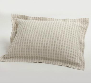 Coyuchi Organic Cotton & Linen Birch Pillow Sham