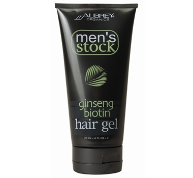 Men's Ginseng Biotin Organic Hair Gel
