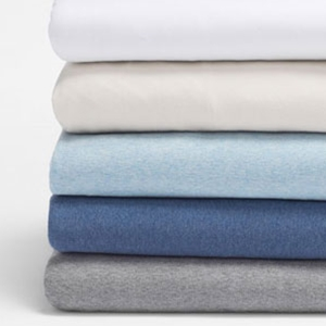 Organic Cotton + Bamboo Sheets