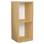 Double Storage Cube Plus in Natural