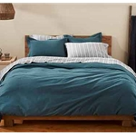 Organic Flannel Duvet - Full/Queen