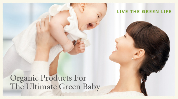 Organic + Natural Baby Products