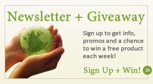 The Ultimate Green Store Newsletter + Giveaway