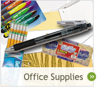 Green, Eco-Friendly Office Supplies