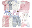 Organic Cotton Baby Pajamas