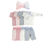 Twenty-Four Seven Organic Cotton Baby Clothing (On Sale $9.00 - $16.00)