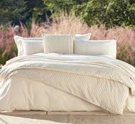 Coyuchi Organic Cotton & Linen Birch Bedding
