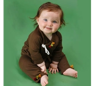 Kabuki Collection Organic Cotton Baby Outfits ($18.95-$23.25)