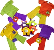 Little Monster Organic Cotton Baby Outfits & Toys (Orig. $14.95 - $25.95, On Sale $11.95 - $23.95, 6-12 mo only)