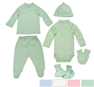 Newborn Necessities Organic Cotton Baby Clothing & Accessories (On Sale $7.00 - $16.00)
