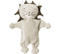 Organic Cotton Soft Toy Lion