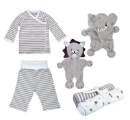 Nature's Nursery Organic Cotton Baby Clothing, Toys & Blankets