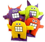Little Monster Collection Organic Cotton Soft Toys