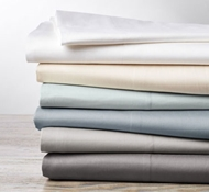 Coyuchi Organic Cotton Sateen Sheets & Duvets
