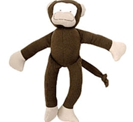 Under the Nile Organic Cotton Stuffed Toy Monkey