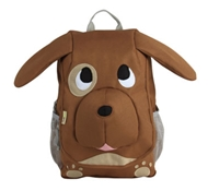 EcoZoo Cotton Kids' Puppy Backpack