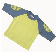 Japonesk Collection Organic Cotton Shirt in Green