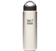 27oz (800ml) Klean Kateen Stainless Steel Wide Mouth Water Bottle