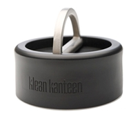 Klean Kanteen™ Wide Stainless Steel Flip D-Ring Cap (for Wide Mouth Only)