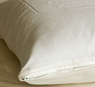 Coyuchi Organic Cotton Sateen Pillow Protector