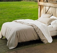 Relaxed Linen Bedding