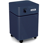 Allergy Machine Jr. Air Purification System in Midnight Blue