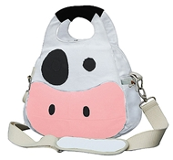 EcoZoo Eco-Friendly Cow Lunch Tote