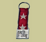 EarthDog Decorative Hemp Keychain