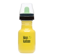 12 oz. Klean Kanteen Sippy Cup in Yellow