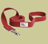 EarthDog Solid Hemp Leashes