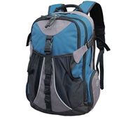Bighorn II Recycled PET Backpack in Aqua/Blue