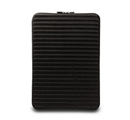 "Neogreene Eco-Friendly Tactile Laptop Sleeve in Numbat - 13"" Size in Black"