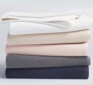 Coyuchi Organic Cotton Honeycomb Baby Blankets