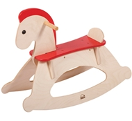 Eco-Friendly Rock and Ride Rocking Horse