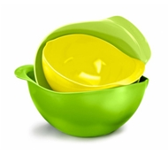BPA-Free Mixing Bowls (Set of 3)