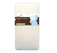 Naturepedic Organic Cotton Classic 252 Coil Crib/Toddler Mattress