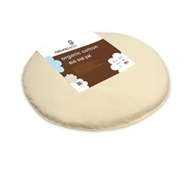 Naturepedic Organic Cotton Bassinet Mattress Pad for Stokke Sleepi Mini