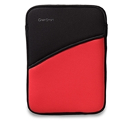 "Neogreene Eco-Friendly Quokka iPad & 10"" Tablet Sleeve in Ruby Red"