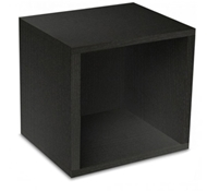 Storage Cube in Black