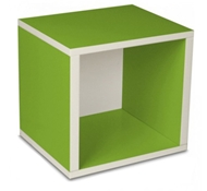Storage Cube in Green