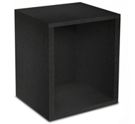 Storage Cube Plus in Black