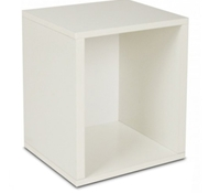 Storage Cube Plus in White