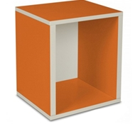 Storage Cube Plus in Orange