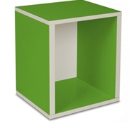 Storage Cube Plus in Green