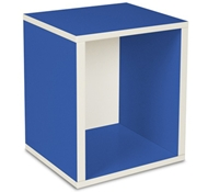 Storage Cube Plus in Blue