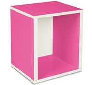 Storage Cube Plus in Pink