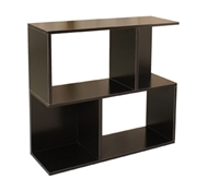 Soho Modern Book Shelf in Black