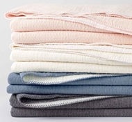 Organic Cozy Cotton Blankets
