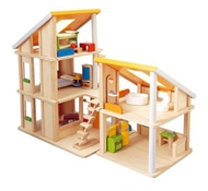 Eco-Friendly Chalet Dollhouse