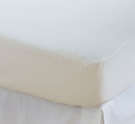 Coyuchi Organic Cotton Flannel Mattress Protector Pads